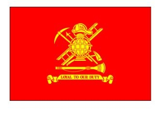 3' x 5' Loyal to Our Duty Flag
