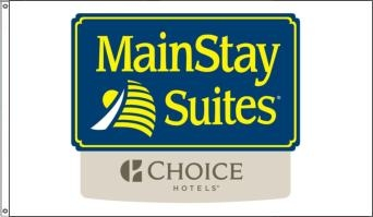 Mainstay Suites Flags