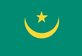 Mauritania, Mauritanian Flag