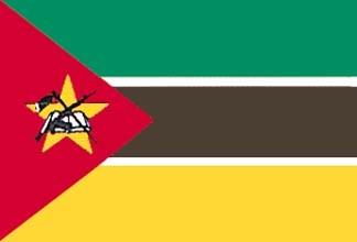 Mozambique, Mozambican Flag