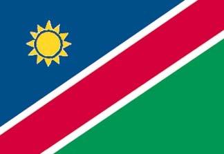 Namibia, Namibian Flag