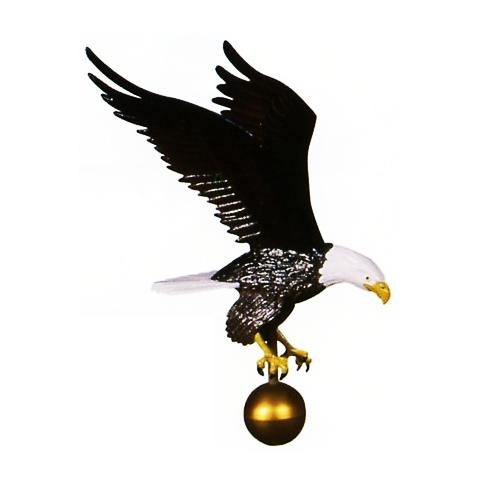 Natural Eagle Finial