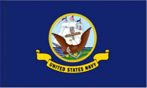 US Navy Indoor & Parade Flags