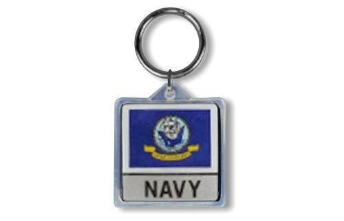 US Navy Key Ring
