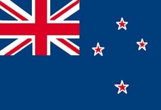 New Zealand, New Zealander Flag