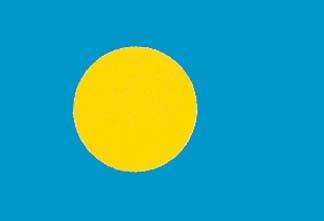 Palau, Palauan Flag