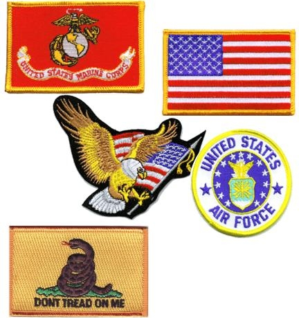 Large Patches