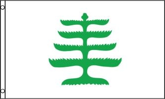The Pine Tree Flag