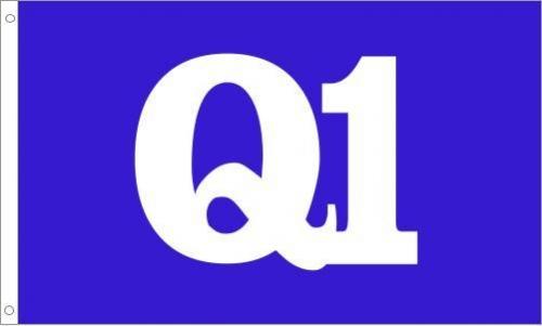 Q1 Printed Flag