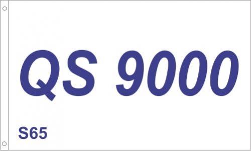 QS 9000 Flag