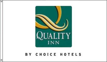 Quality Inn Flags
