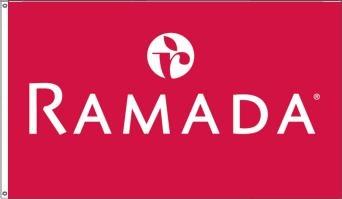 Ramada Inn Flags