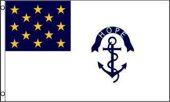 Rhode Island Reg. Flag