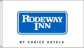Rodeway Inn Flags