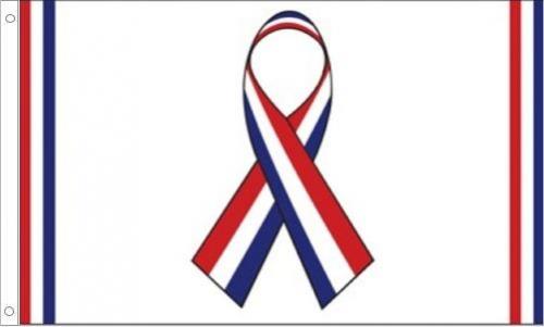 RWB Ribbon Flag