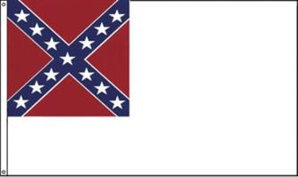 Second National Confederate Flags