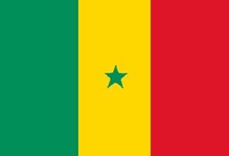 Senegal, Senegalese Flag