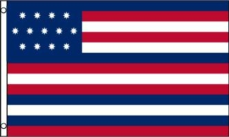 Serapis Flag, 3' x 5' Nylon