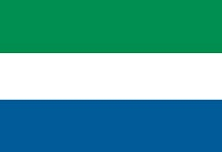 Sierra Leone, Sierra Leonean Flag