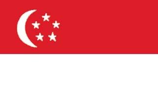 Singapore, Singaporean Flag