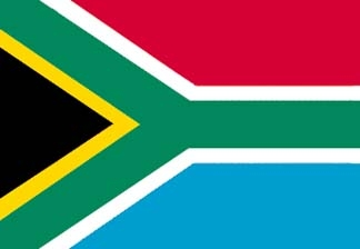 South Africa, South African Flag