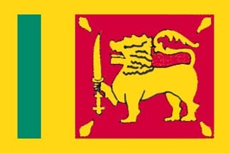 Sri Lanka, Sri Lankan Flag