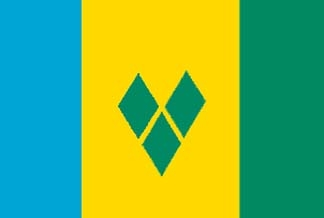 St. Vincent/Grenadines, Vincentian Flag