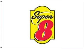Super 8 Hotel Flags