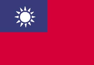 Taiwan, Taiwanese Flag