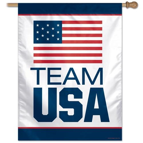 Team USA Vertical Banner