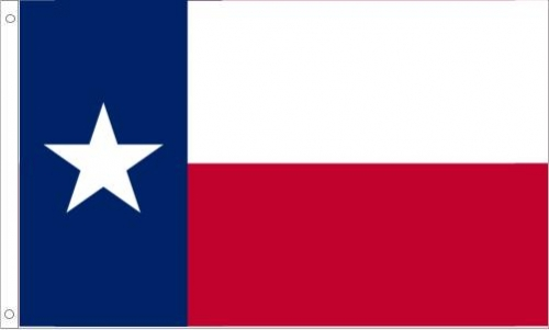 Texas Flag, Polyester