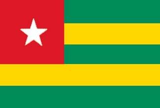 Togo, Togolese Flag