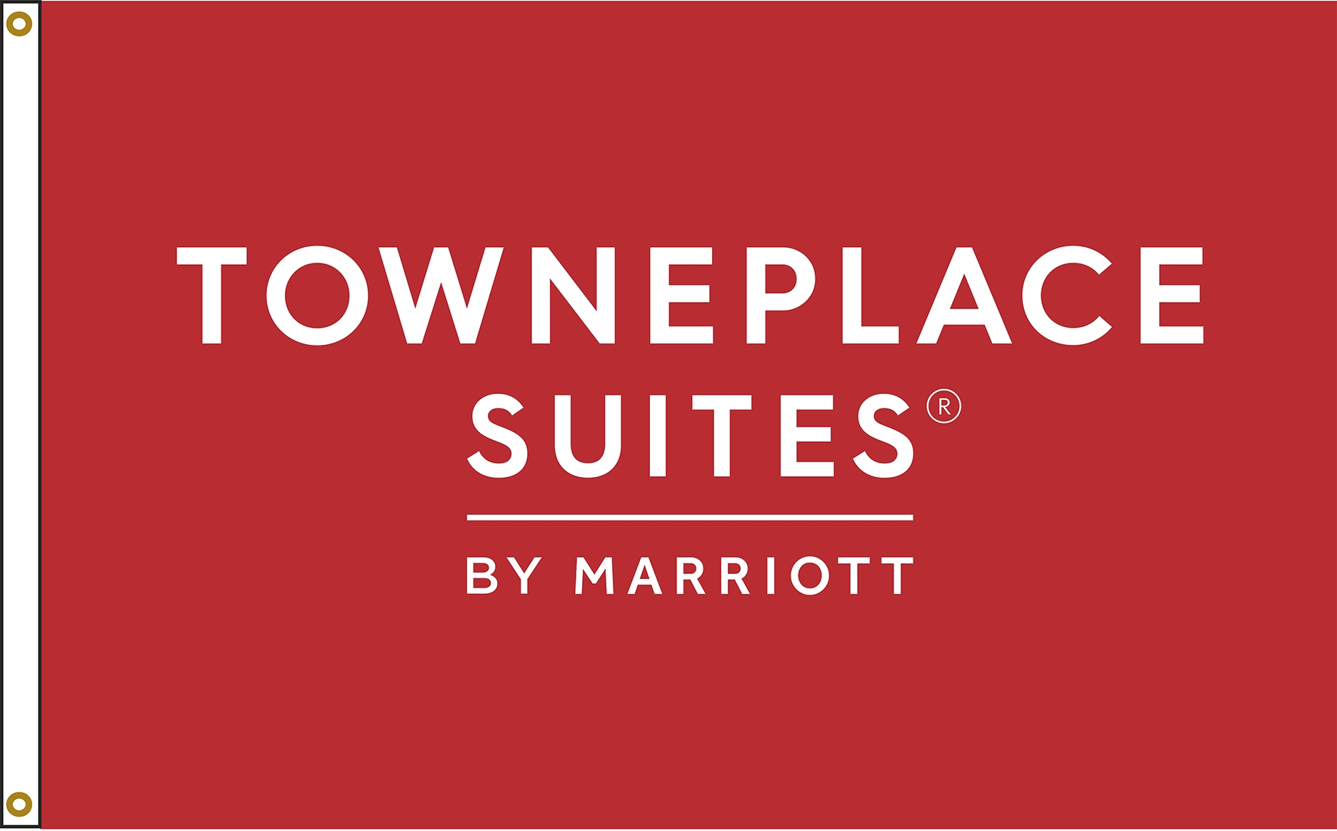 Towne Place Suites Flag