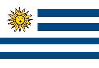 Uruguay, Uruguayan Flag