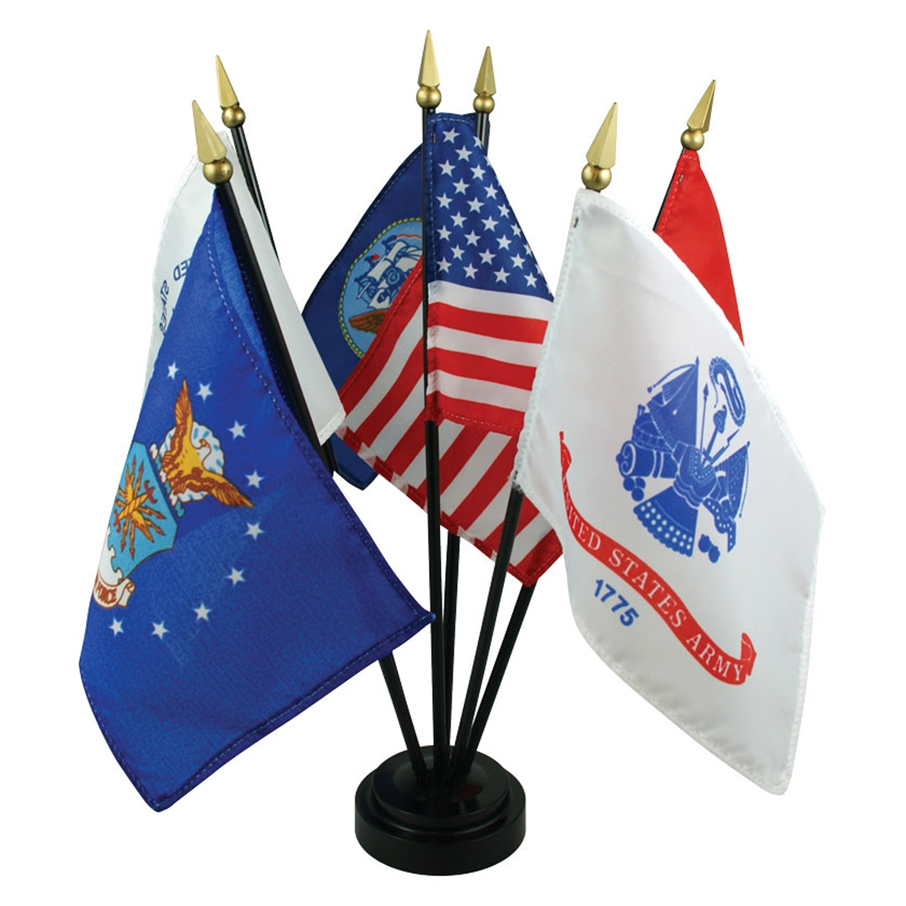 State Desk Flags