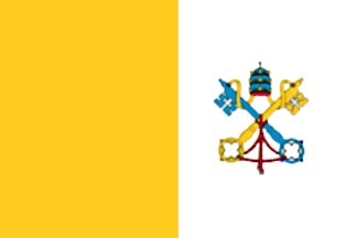 Vatican City, Papal Flag